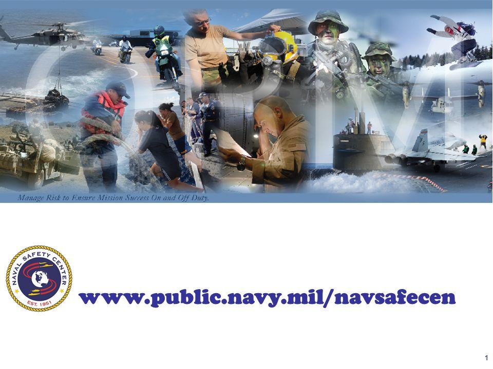 1 www.public.navy.mil/navsafecen