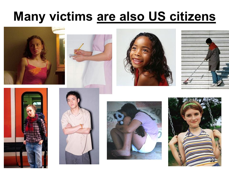 Many victims are also US citizens 22
