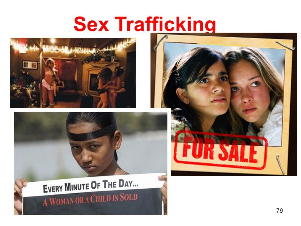 79 Sex Trafficking