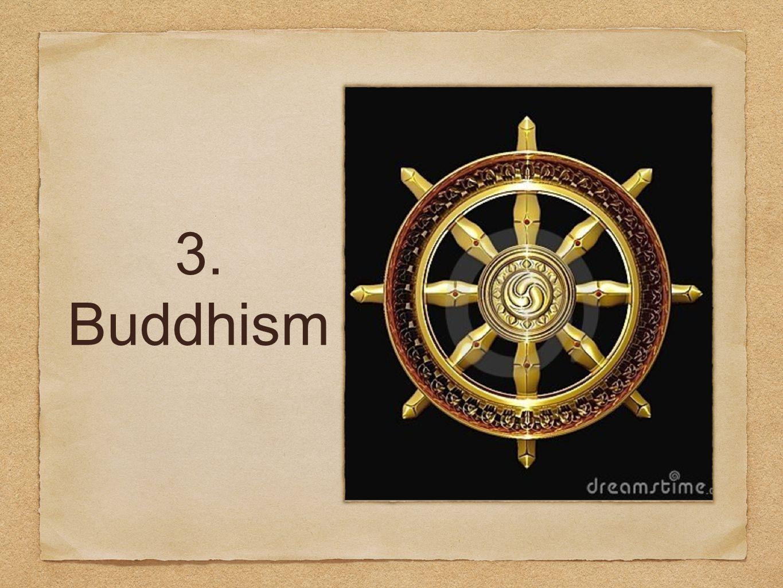 3. Buddhism