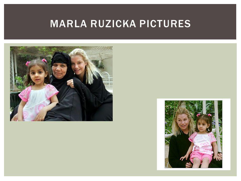 MARLA RUZICKA PICTURES