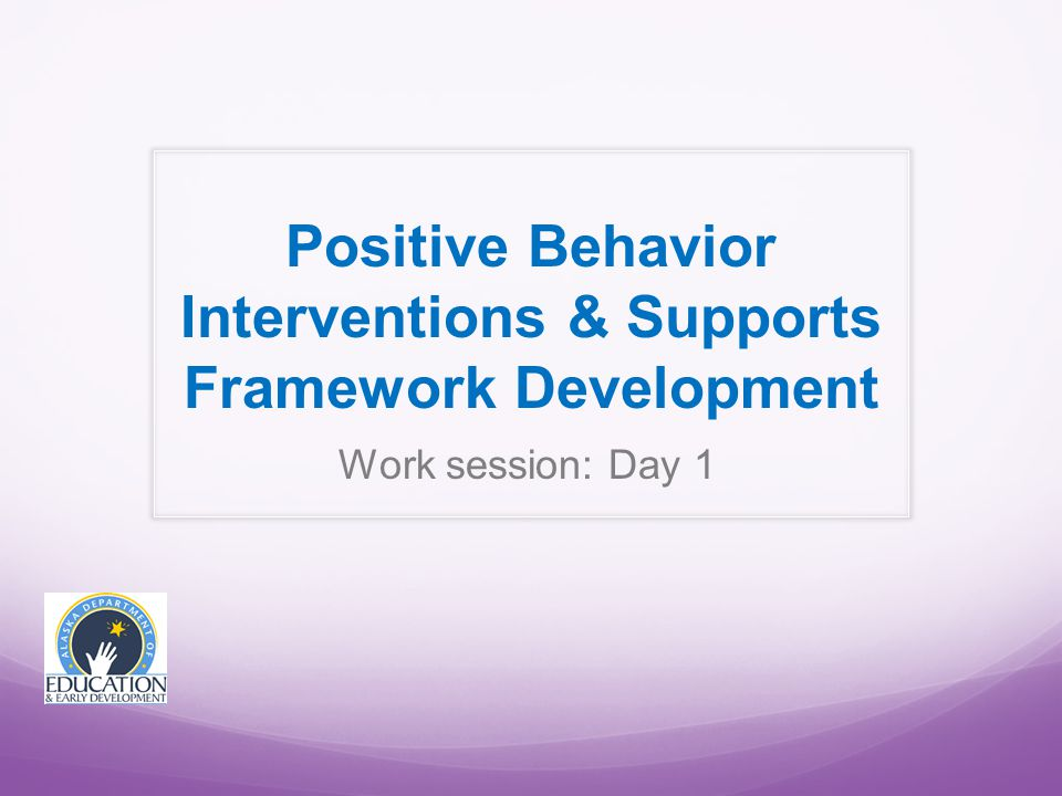 Time to Create the District- Wide Behavior Matrix What is it?