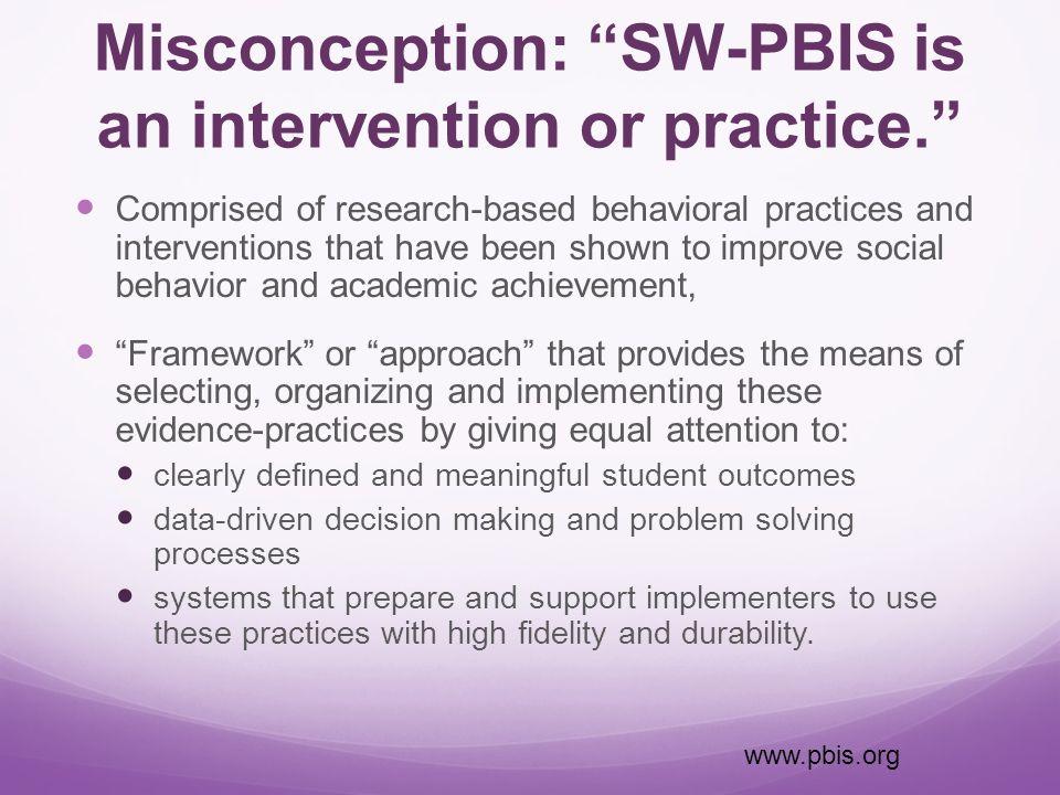 Implementation Steps: Step 3 of 8 Steps 1.Establish a school-level PBIS Leadership Team 2.