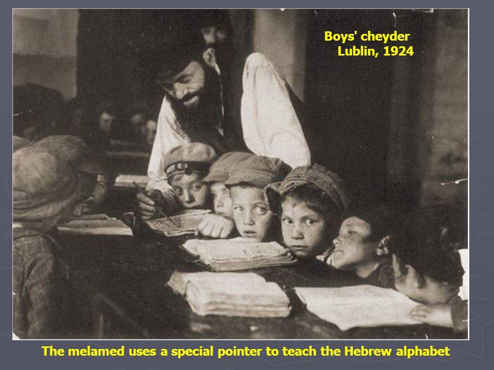 Reading the Tsene-rene, a Yiddish version of the Pentateuch Vilna