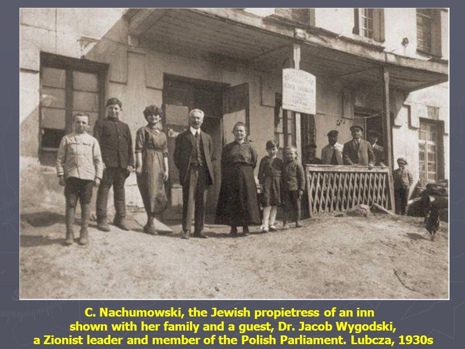 Women's executive board of the Orla Talmud Torah, 1930s