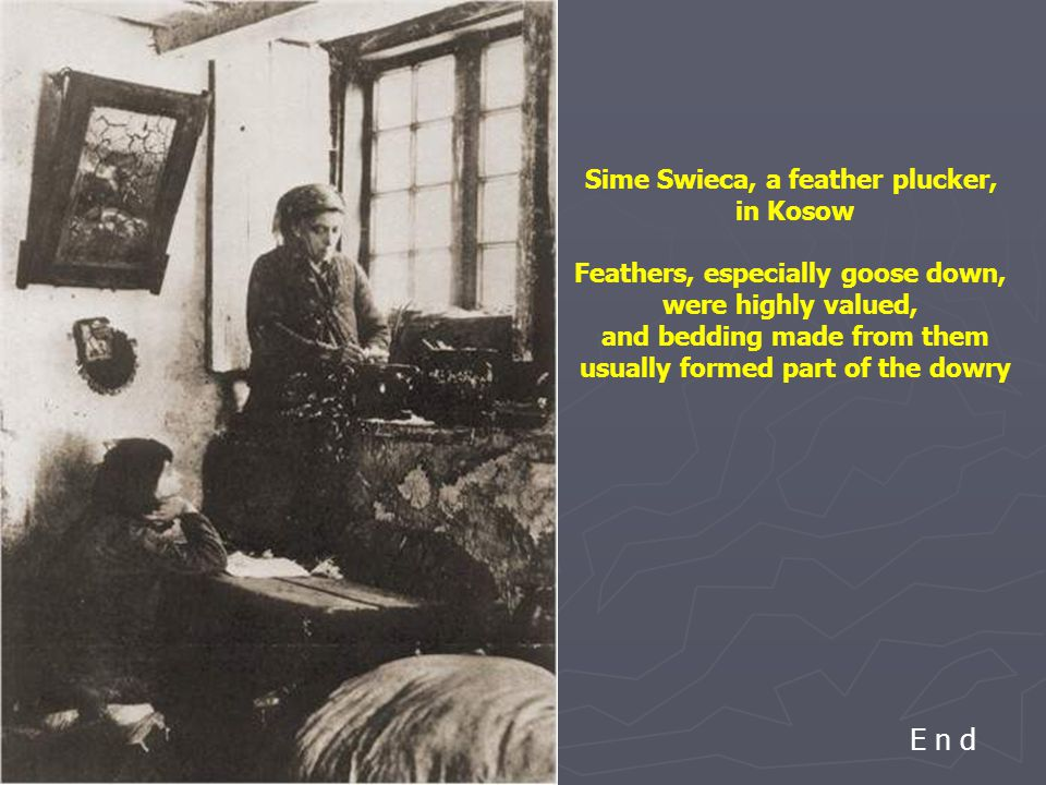 Airing the bedding and cleaning house for Passover In preparation for this holiday, Jews remove all traces of leaven and during the holiday period, ea