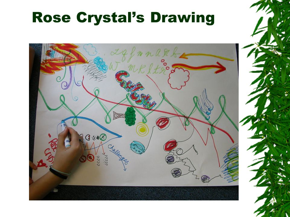 Rose Crystal's Drawing