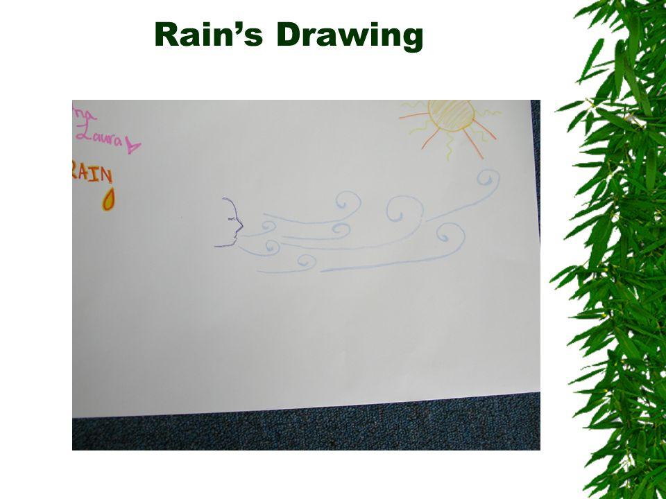 Rain's Drawing