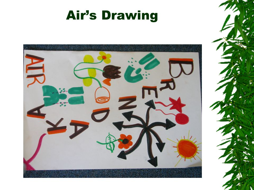 Air's Drawing