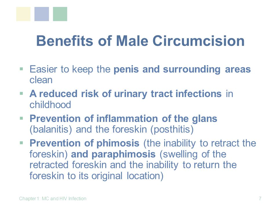 Biological Reasons for MC's Protective Effect against HIV  The inner foreskin is much less keratinized than other genital mucosa, so its numerous Langerhans cells and other immune cell targets are unusually susceptible to HIV infection.