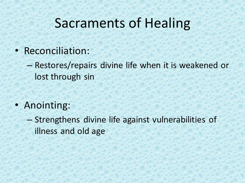 Sacrament of Reconciliation We have all done things in our lives that we regret and want to erase.