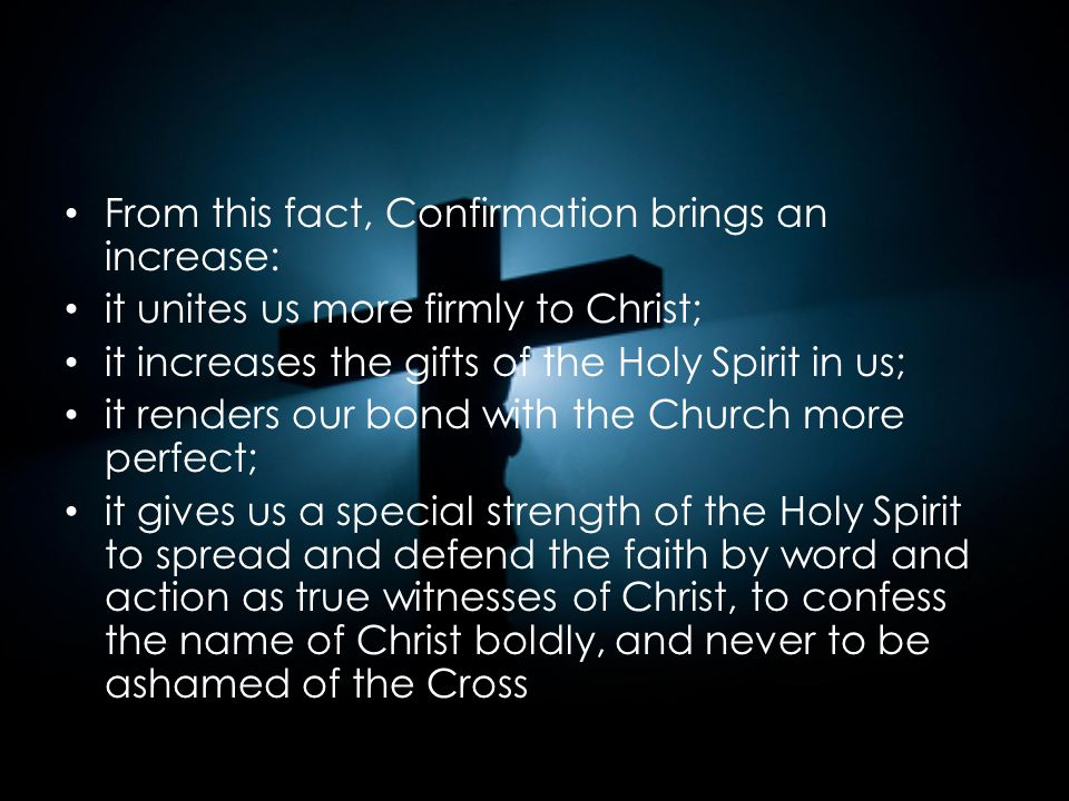 Confirmation name In many English-speaking and other countries, it is customary for a person being confirmed in the Roman Catholic Church to adopt a new name, generally the name of a saint, thus securing an additional patron saint as protector and guide.