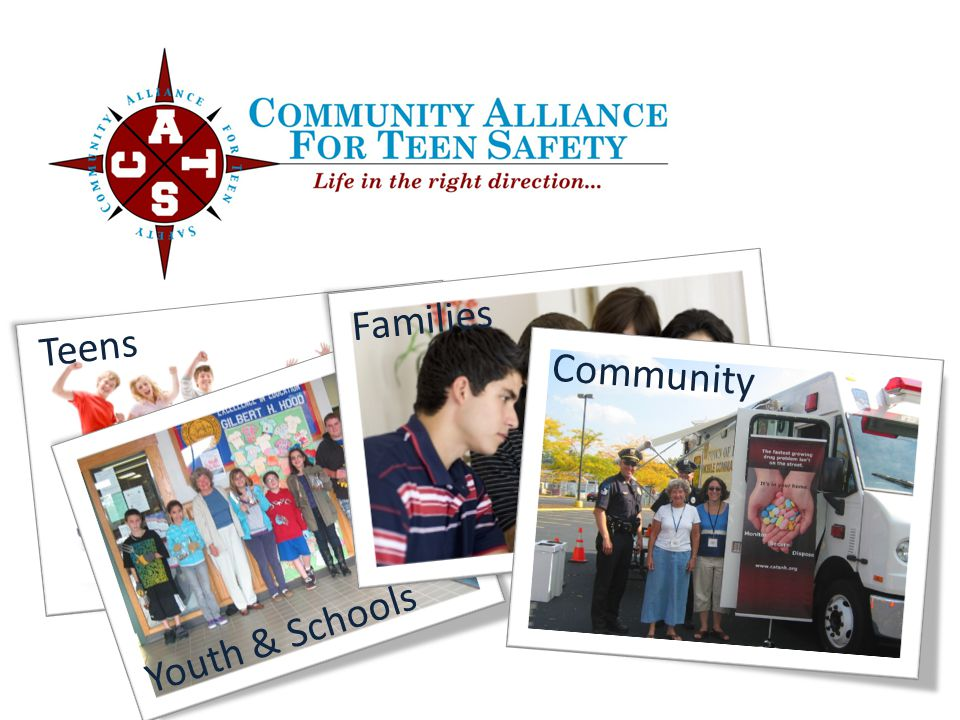 Teens Youth & Schools Families Community