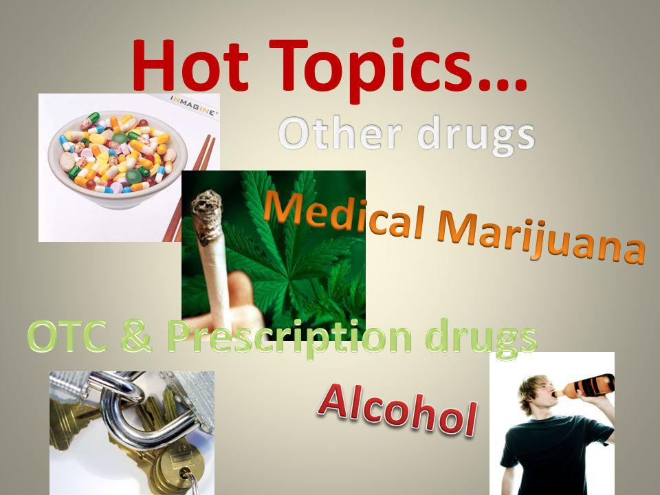 Hot Topics…