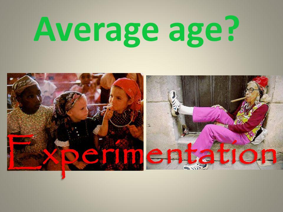 Average age?