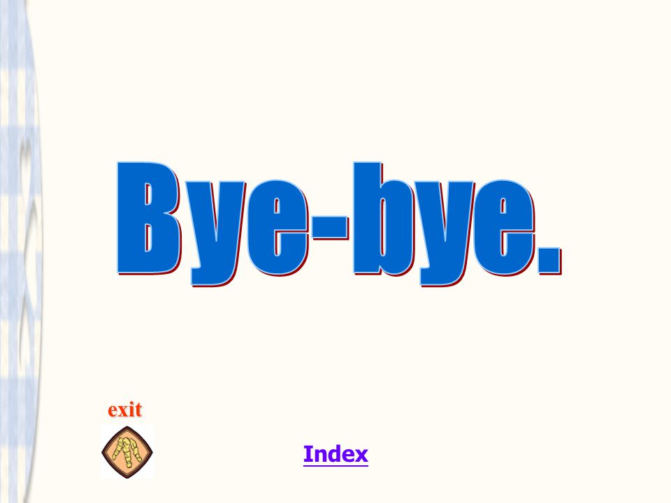 Indexexit