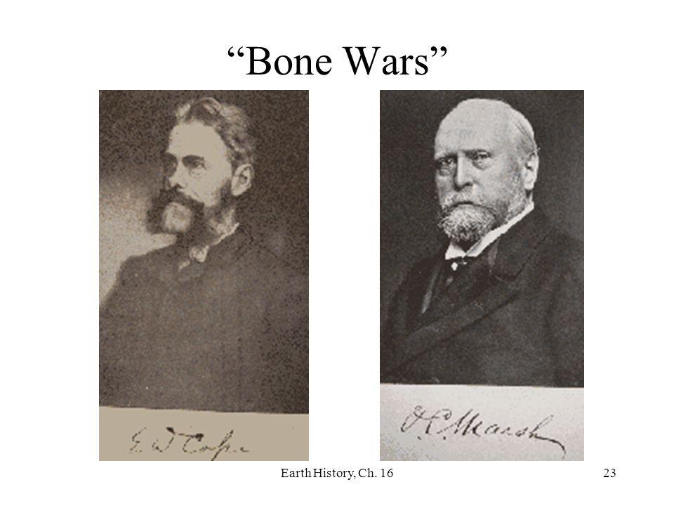 "Earth History, Ch. 1623 ""Bone Wars"""