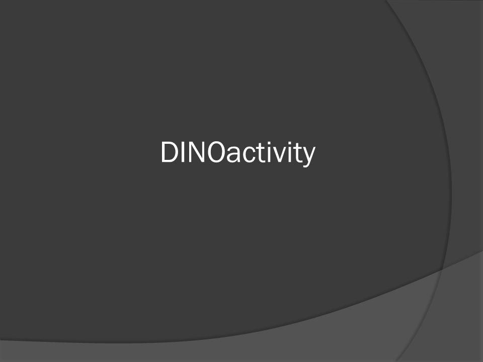 DINOactivity