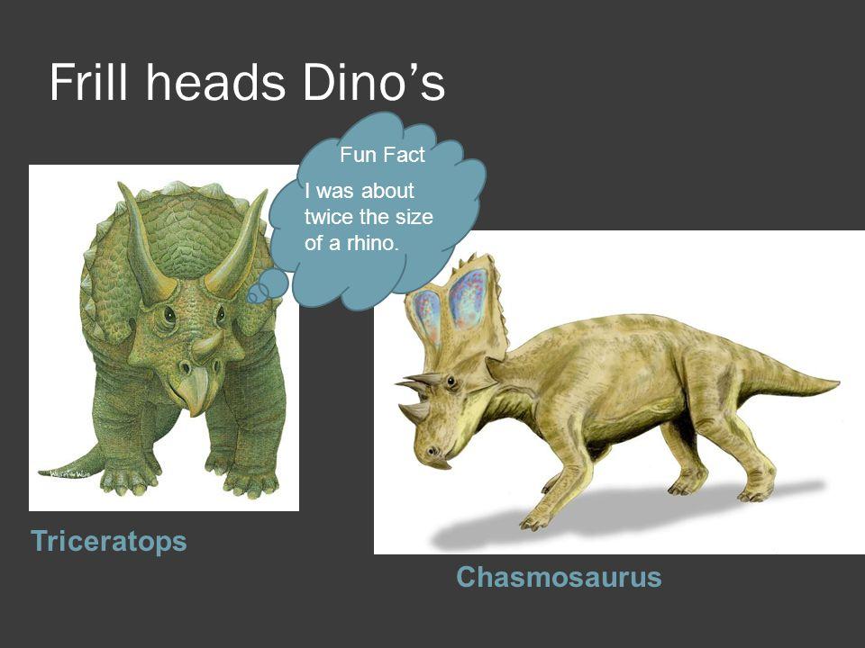 Duck bill Dino's IguanodonEdmontosaurus