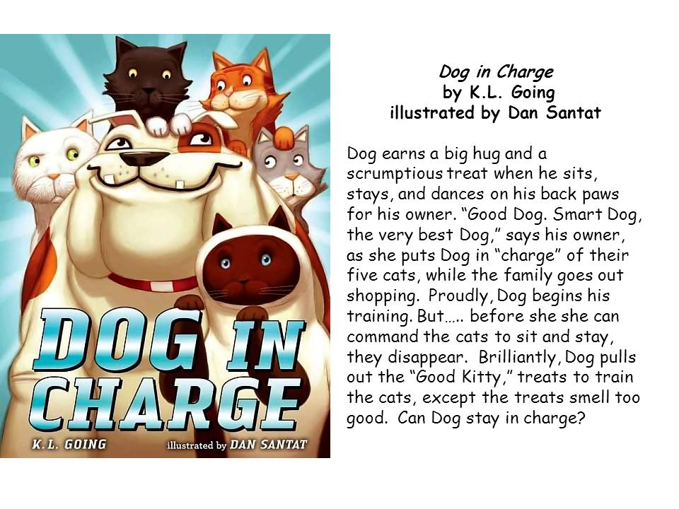 Dog in Charge by K.L.