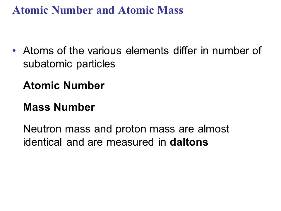 Animations and Videos The Chemical Basis of Life Atomic Symbols, Atomic Numbers and Mass NumbersAtomic Symbols, Atomic Numbers and Mass Numbers Electron Arrangement Electron Configurations Chemical Bonds Bond Formation Atomic Structure and Ionic Bonding