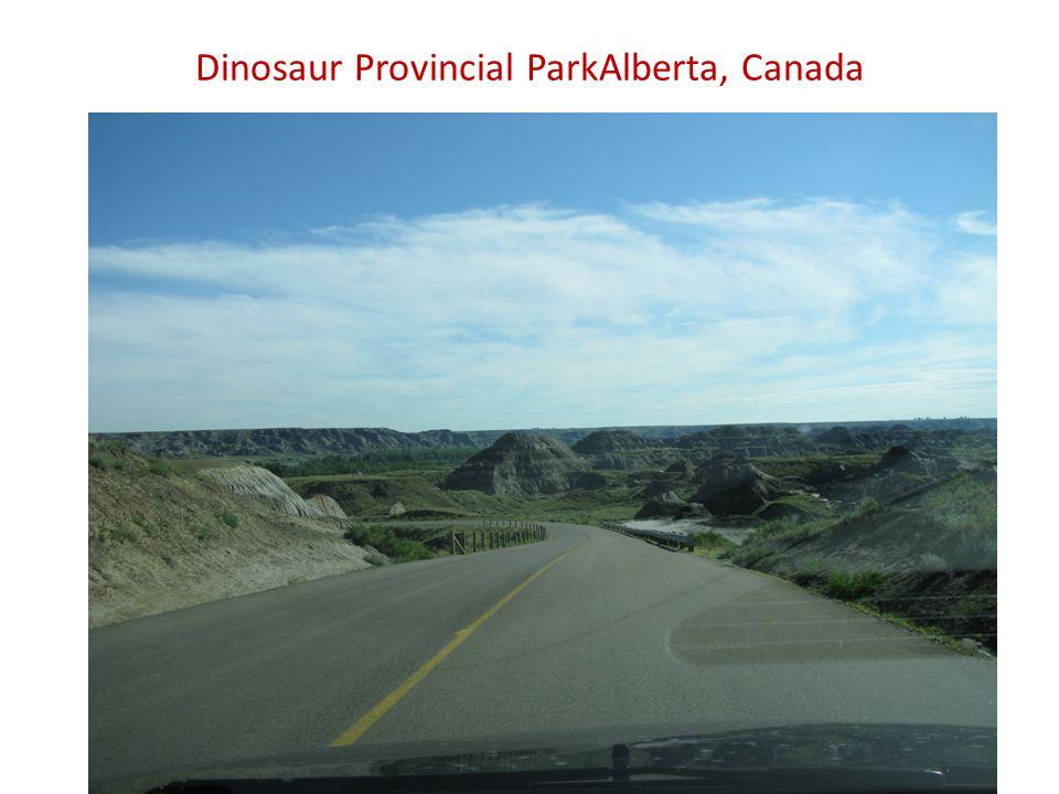 Dinosaur Provincial ParkAlberta, Canada