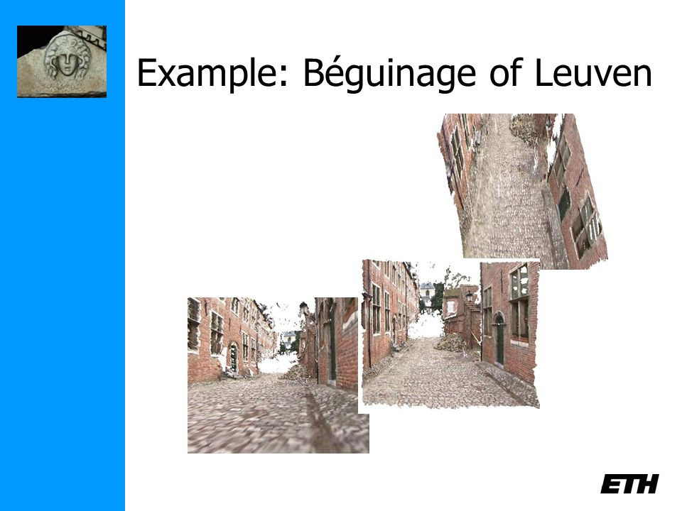 Example: Béguinage of Leuven