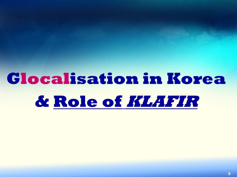 Case Study: Goseong's Glocalisation Strategies 4