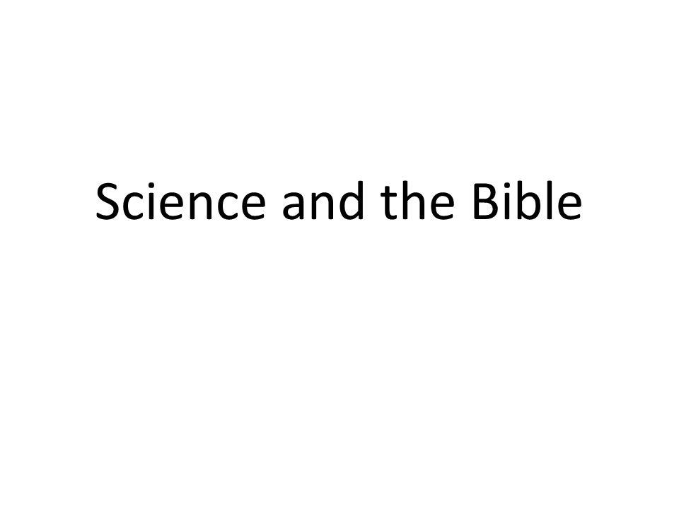 Pseudo-Science 1 Timothy 6:201 Timothy 6:20 O Timothy, keep that which is committed to thy trust, avoiding profane and vain babblings, and oppositions of science falsely so called: The Bible, 2,000 years ago, anticipated 'bad' science.