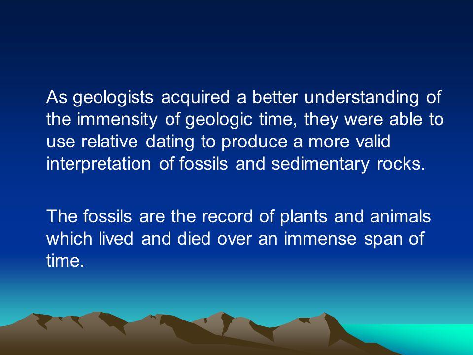 How do fossils form?
