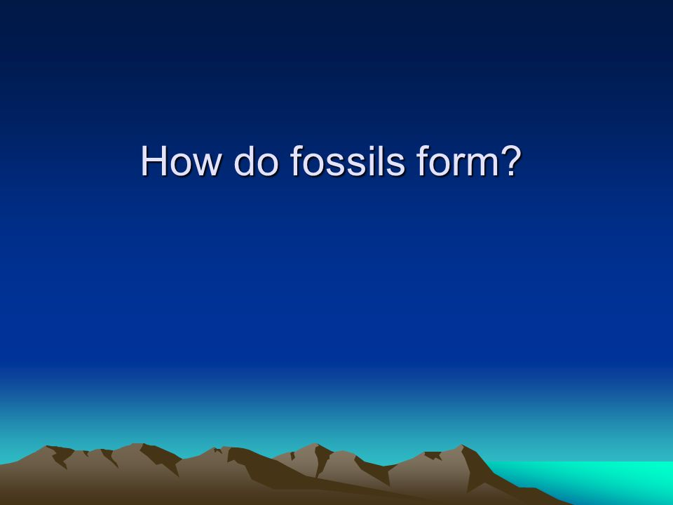 Catastrophism Cuvier also noted that the fossils changed across unconformities.