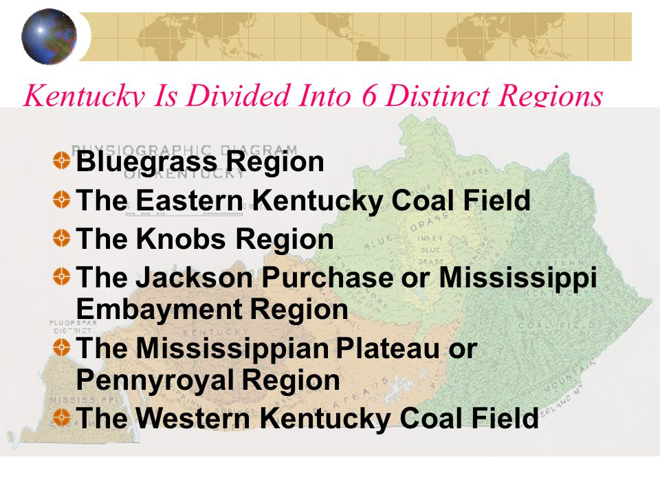 The Geology of Kentucky Notes