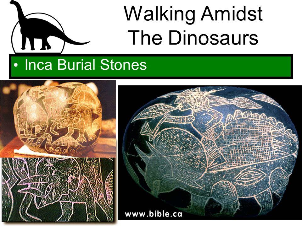 Walking Amidst The Dinosaurs Inca Burial Stones