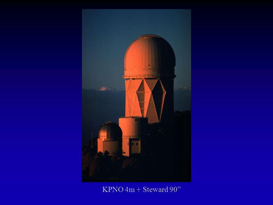 Kitt Peak National Observatory near Tucson