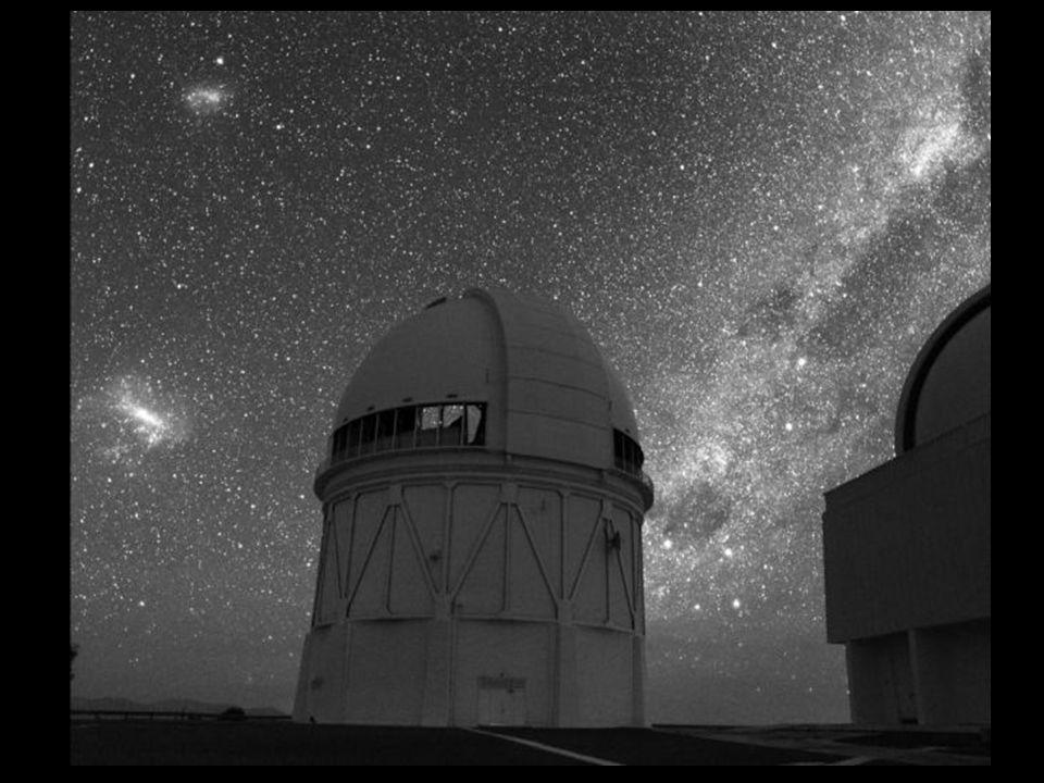 Cerro Tololo Interamerican Observatory, Chile