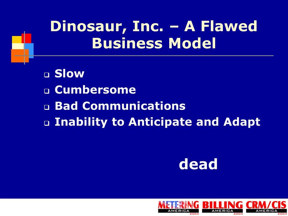 Dinosaur, Inc.