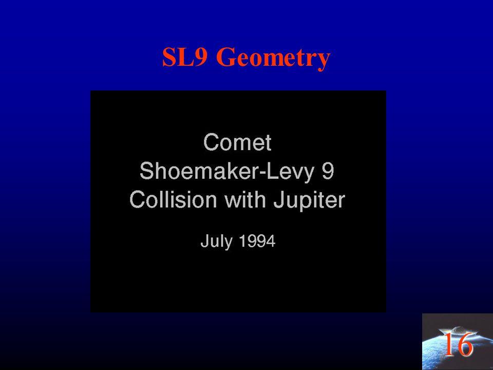 16 SL9 Geometry