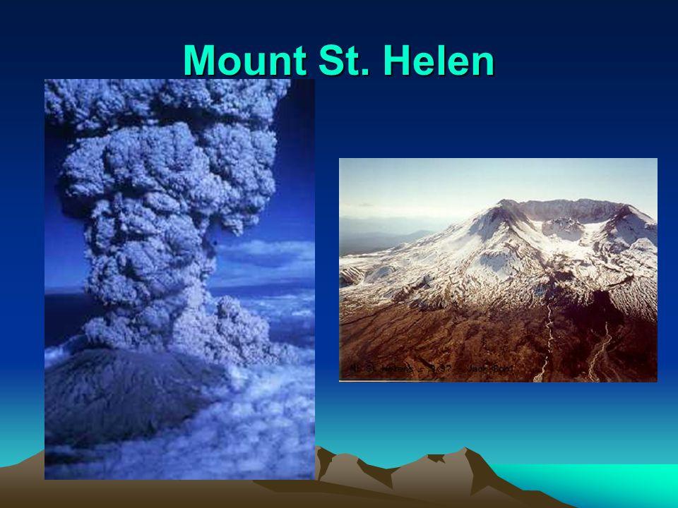 Mount St. Helen