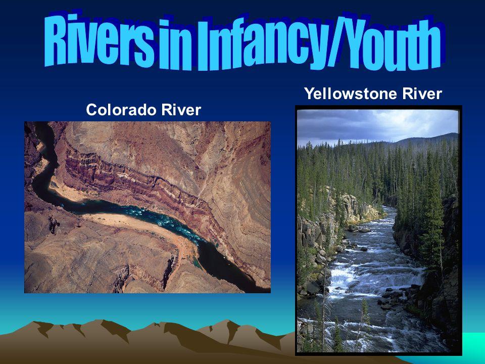 Colorado River Yellowstone River