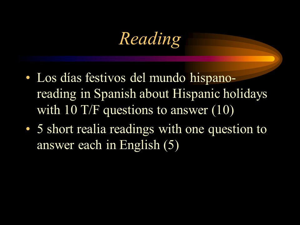 Culture Cultura. Please explain the major similarities and differences between Spanish-speaking cultural celebrations and those in the US as discussed