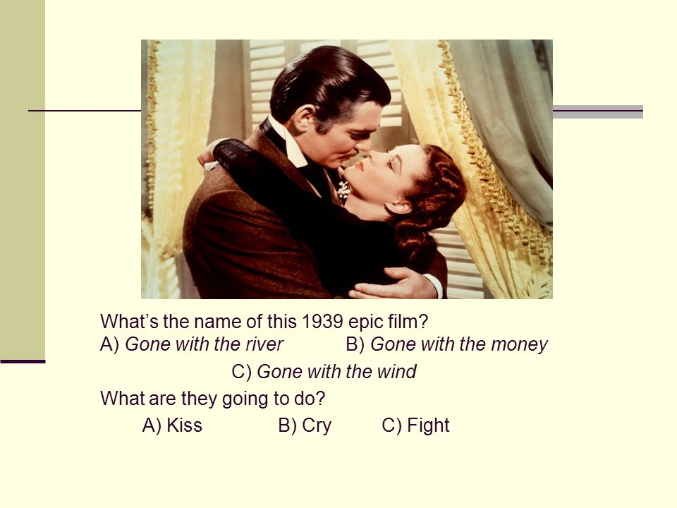 What's the name of this 1939 epic film.