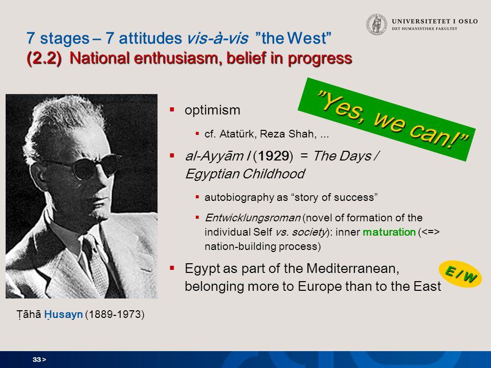 33 >  optimism  cf. Atatürk, Reza Shah,...