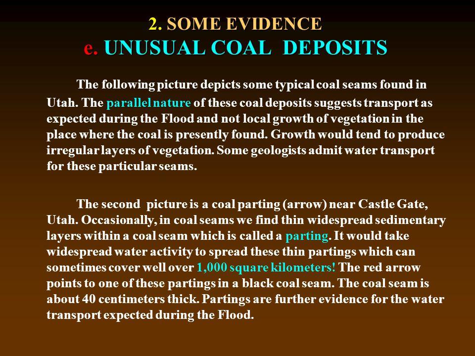 2. SOME EVIDENCE e.