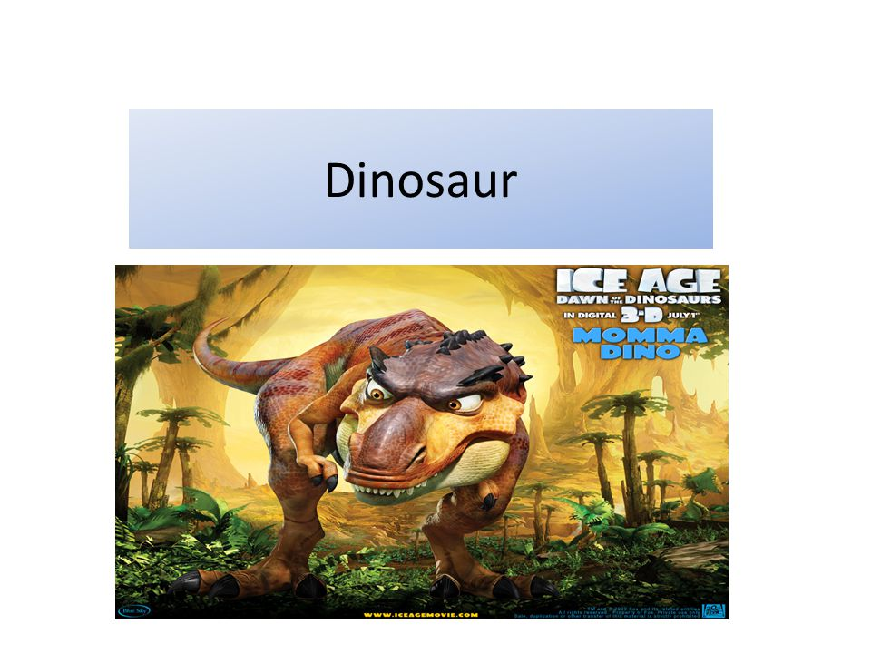 Period of dinosaur Dinosaur existed million years ago in five period for example : Triassic, Jurassic, Cretaceous, Paleogehe and Neogene.