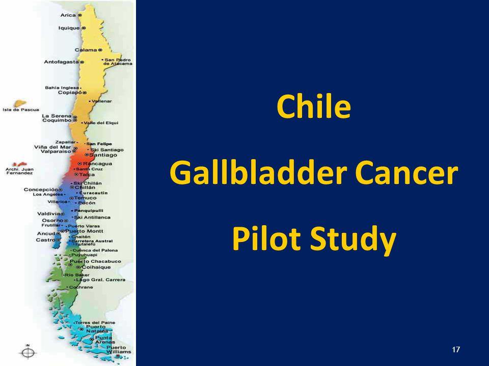 17 Chile Gallbladder Cancer Pilot Study