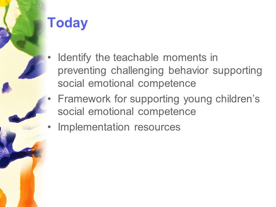 Helpful websites www.headstartinclusion.org www.vanderbilt.edu/csefel www.challengingbehavior.org