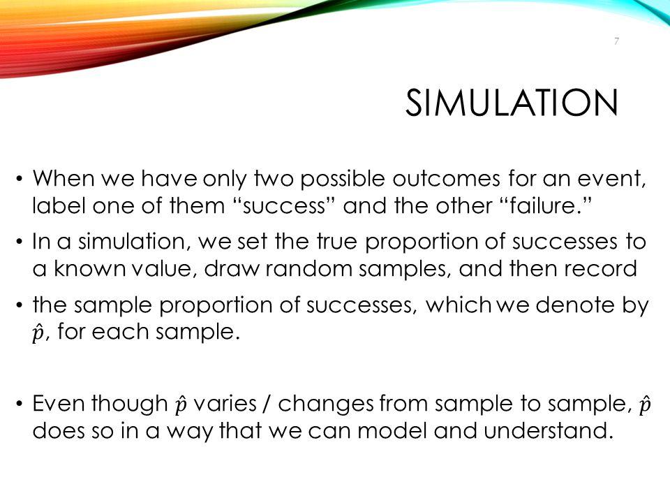 SIMULATION 7