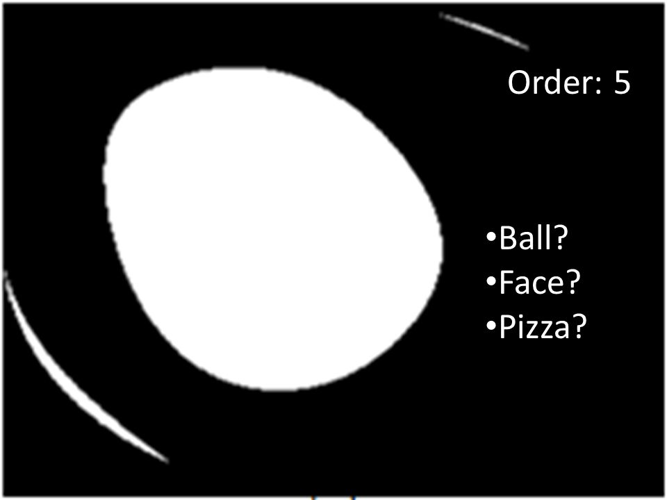 Ball Face Pizza Order: 5