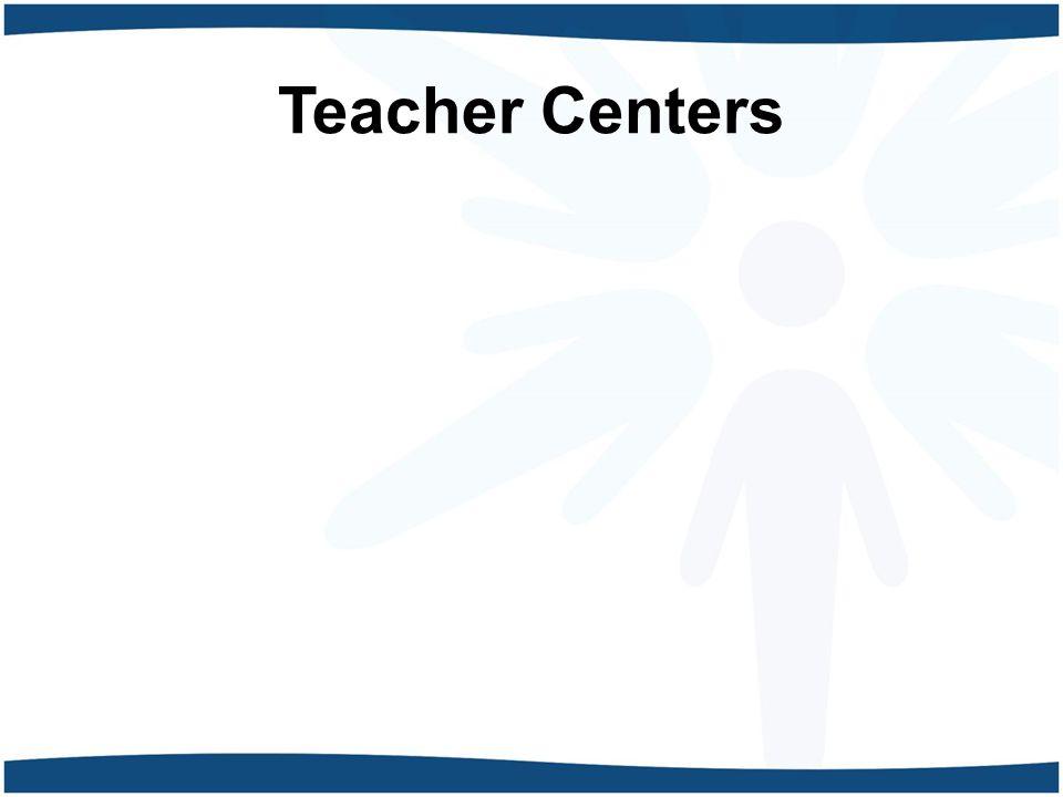 Teacher Centers