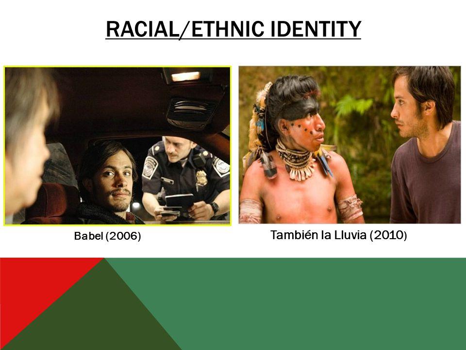 MEXICAN VS. LATIN AMERICAN IDENTITY Vidas Privadas (2001)Gael and his wife